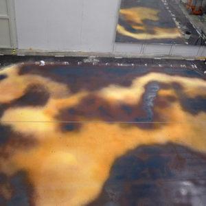 Cabaret Chaosmique - Conception et réalisation d'un ciel cosmique - Enzo Cormann - ENSATT 2001
