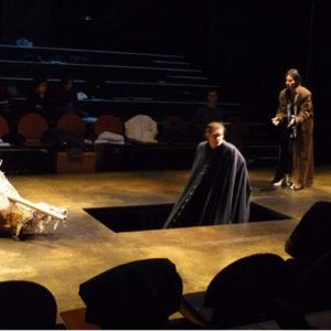 Sol doré - Cymbeline de Shakespeare - Bernard Sobel - ENSATT 2009