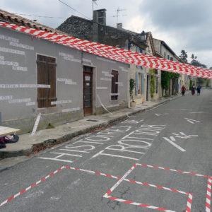 Collectif Random - Histoire de Trottoir - Festival Tous'Mélange, Saint-Clar