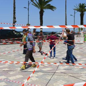 Collectif Random - Randonnée du 1er mai - Oran, Algérie