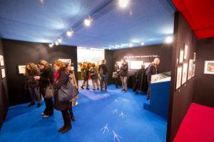 Exposition 50 ans de l'école des loisirs au Salon du livre de Paris 2015