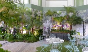 Espace Lounge VIP FIAC 2015